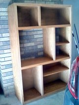 Solid wood Entertainment Center in Fort Polk, Louisiana