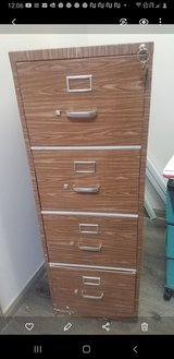 4 drawer file cabinet in Kingwood, Texas