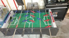 Foos ball game 36x20 in Ottawa, Illinois