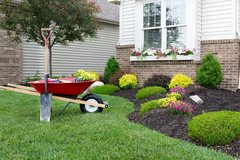 Large property mowing, edging, blowing + more. Keep your business looking great with landscaping... in Kingwood, Texas