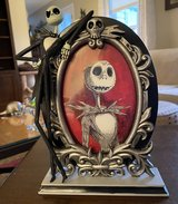 Jack Skellington Picture Frame in Bolingbrook, Illinois