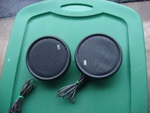 PAIR OF CRAIG SIX INCH DECK SPEAKERS in Chicago, Illinois
