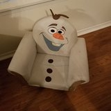Olaf Chair from Frozen in Beaufort, South Carolina