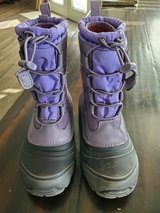 Girls Snow Boots size 3 (big kids) North Face in Alamogordo, New Mexico