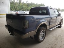 2004 Ford F150 Lariat 4X4 Leather Interior in DeRidder, Louisiana