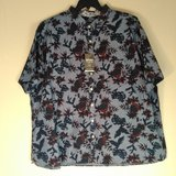 Van Heusen 3X Hawaii Print Button down shirt in Alamogordo, New Mexico
