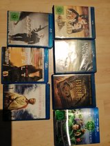 Blue ray movies in Ramstein, Germany