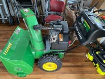 John Deere 1128DE Snowthrower in Naperville, Illinois