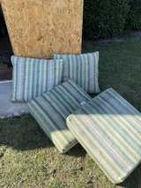 Patio Chair Cushions in Beaufort, South Carolina