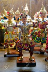 Thai Decor/furniture/pic/dolls etc from Thailand in Ramstein, Germany