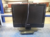 "19"" Philips LCD HD TV in Alamogordo, New Mexico"
