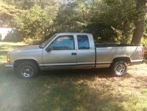 1998 Chevy Silverado 1500 2wd extended cab in Beaufort, South Carolina