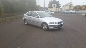 BMW 316 TI automatic,new inspection, great condition,new price corona sale in Baumholder, GE