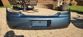 Pontiac G6 Rear Bumper Cover 2006 thru 2009 in Plainfield, Illinois
