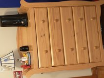 Toddler bed/ crib and dresser in Elgin, Illinois