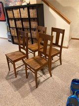 Wood Chairs in Naperville, Illinois