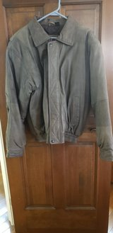 New Men's Leather Jacket in Naperville, Illinois