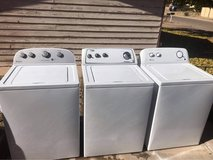 Washers for sale!! in Alamogordo, New Mexico