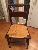 Chair - Antique Cane Seat in Clarksville, Tennessee