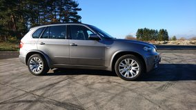 BMW X5 AWD Turbodiesel with M-Package in Spangdahlem, Germany