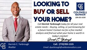 Moody Personell! Looking to sell or purchase a new home? Call or message me today! in Moody AFB, Georgia