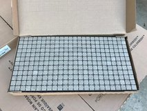 "Daltile Mosaic Floor & Wall & Backsplash Tile 12"" x 24"" Medium Brown in Oswego, Illinois"