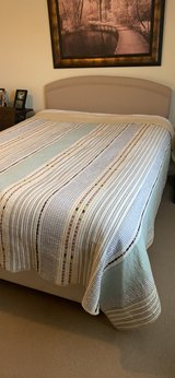 UK Double/ American FullSize Bed with 2 drawers underneath on both sides in Lakenheath, UK