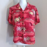 Island Traders Red Hawaiian Shirt in Alamogordo, New Mexico