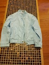 Size 6 lightweight jacket in Oswego, Illinois