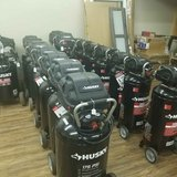 Husky Air Compressors! Different Sizes! Different Prices! in Columbus, Georgia