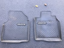 Acura MDX All Weather Mats in Plainfield, Illinois