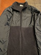 Columbia zip up- Youth XL in Aurora, Illinois