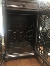 Wine and Spirits Console – Perfect Condition in Kingwood, Texas