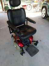 Pronto M41 power wheel chair in Beaufort, South Carolina