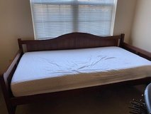 Antique day bed in St. Charles, Illinois