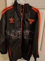 Boys zip-up jackets/fleece, most are size 10/12 in Naperville, Illinois