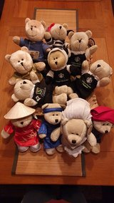 Starbucks Bearista Bears in Ramstein, Germany