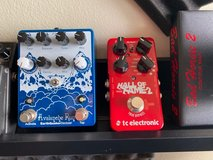 EQD Delay and TC HOF REVERB in Okinawa, Japan