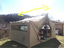 10'x13' Canvas Tent in Ramstein, Germany