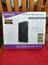 AC1750 wifi CABLE modem router in Warner Robins, Georgia