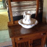 antiques wash stand in DeRidder, Louisiana