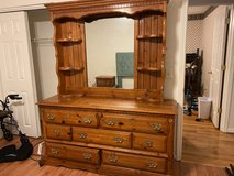 Dresser with mirror in Wilmington, North Carolina