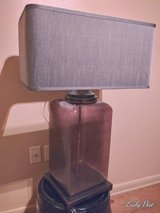 SET OF MALAD DESIGNER HIGH QUALITY LAMPS in Little Rock, Arkansas