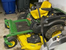 John Deere zero turn mower in DeRidder, Louisiana