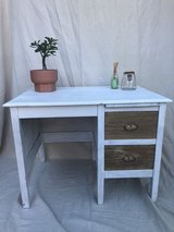White Washed Desk in Spring, Texas