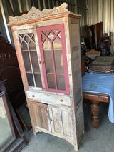 Oak Country Cabinet / Pie Safe in Cherry Point, North Carolina