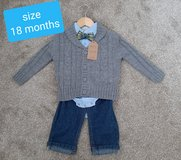 Boys size 18 months brand new boutique outfit in Morris, Illinois
