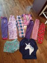 Girls size 10/12 p.j. lot all for $8 in Morris, Illinois