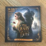 Hardcover Beauty and the Beast Sing-Along Storybook (CD not included) in Westmont, Illinois
