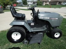 """Craftsman Turbo cool 14.5 HP 42"""" in Orland Park, Illinois"""